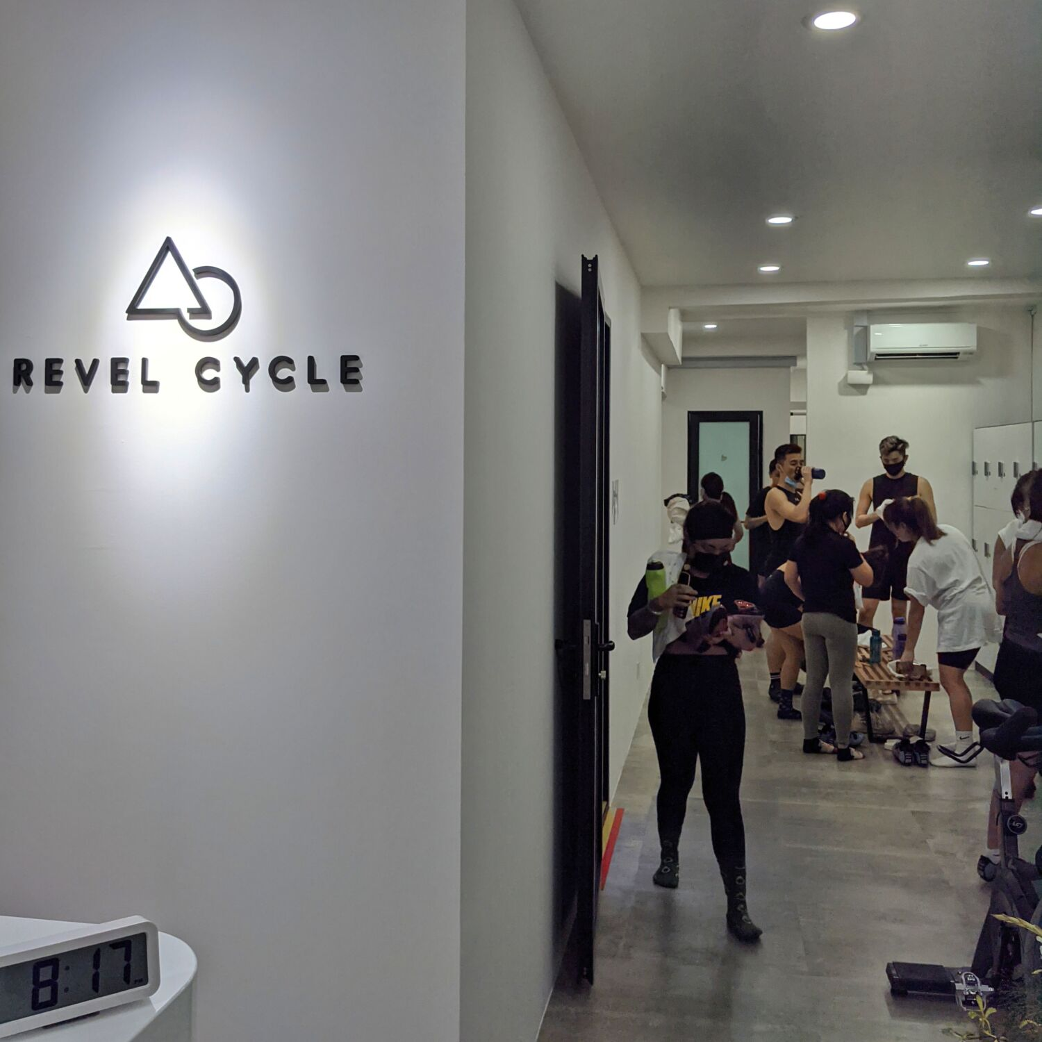 Revel Cycle Reception