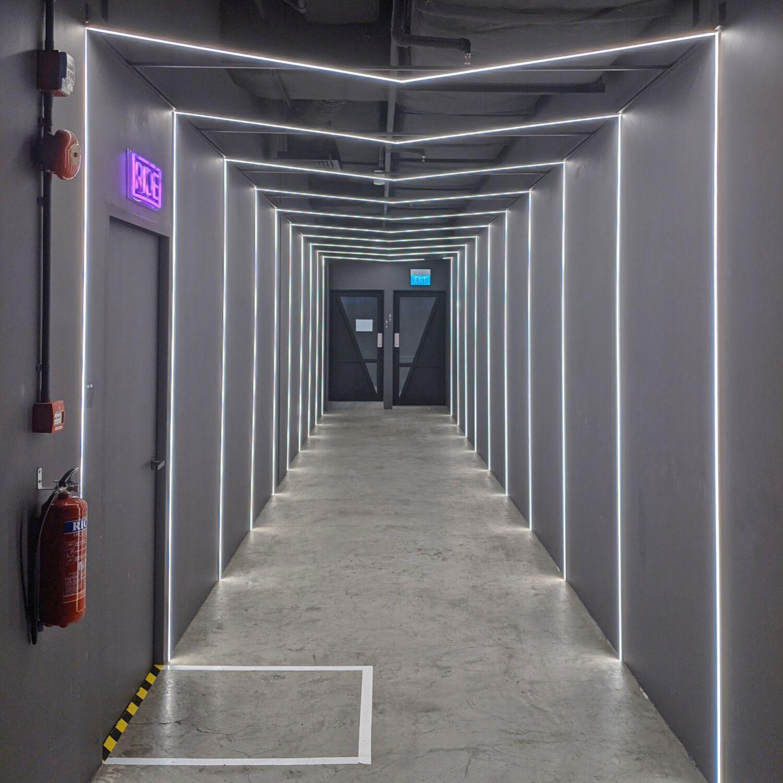 Ground Zero Walkway