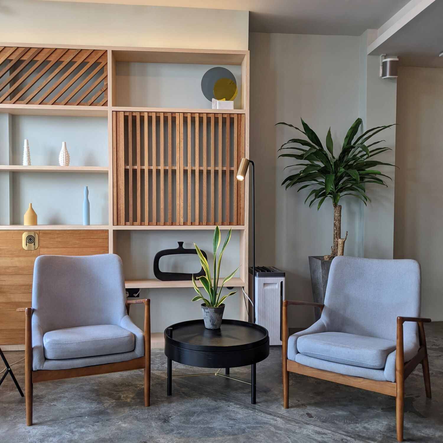 KēSa House The Unlimited Collection by Oakwood Lobby