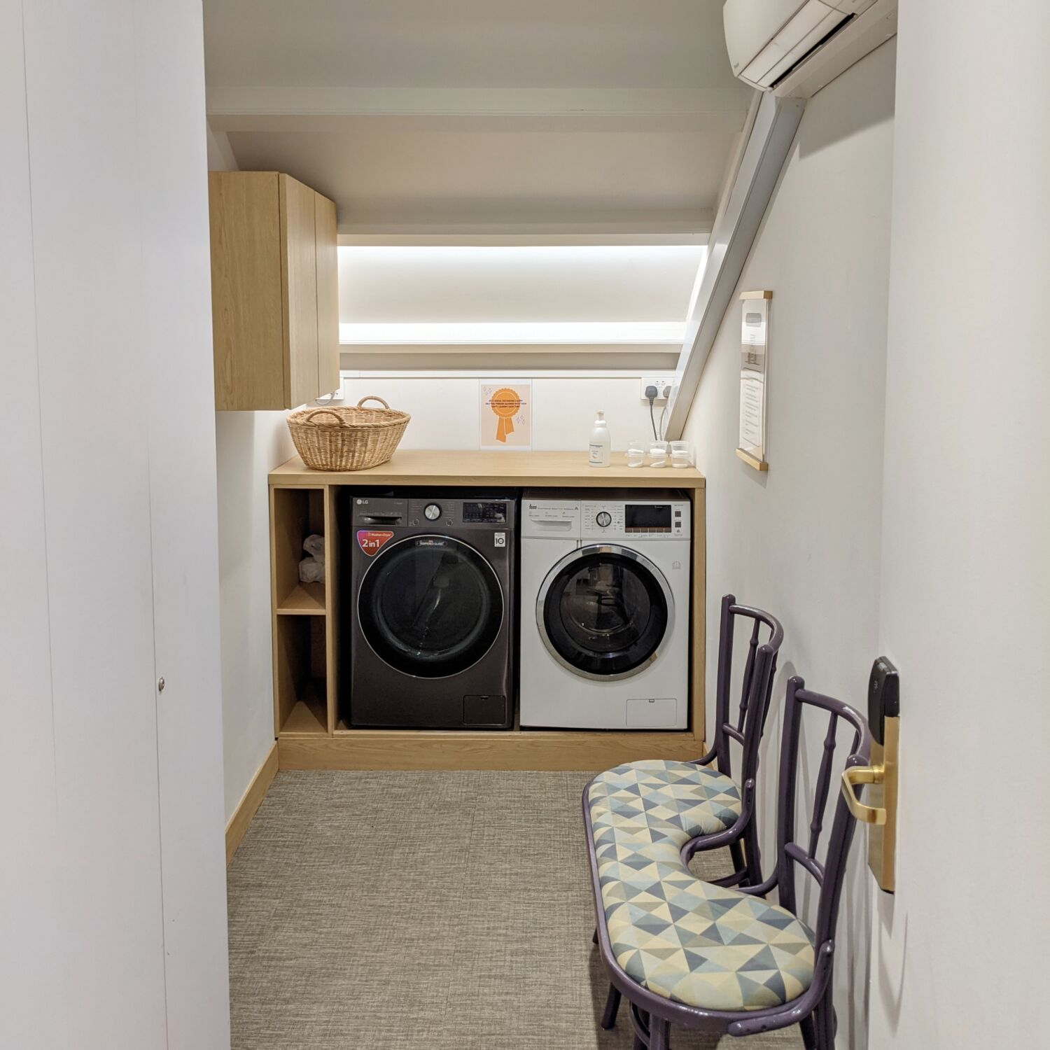 KēSa House, The Unlimited Collection by Oakwood Launderette