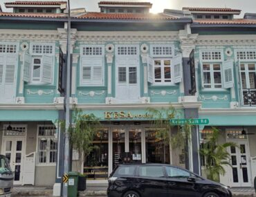 Hotel Review: KēSa House, The Unlimited Collection by Oakwood (Premier Room) – Boutique Shophouse Experience In The Heart of Keong Saik Road