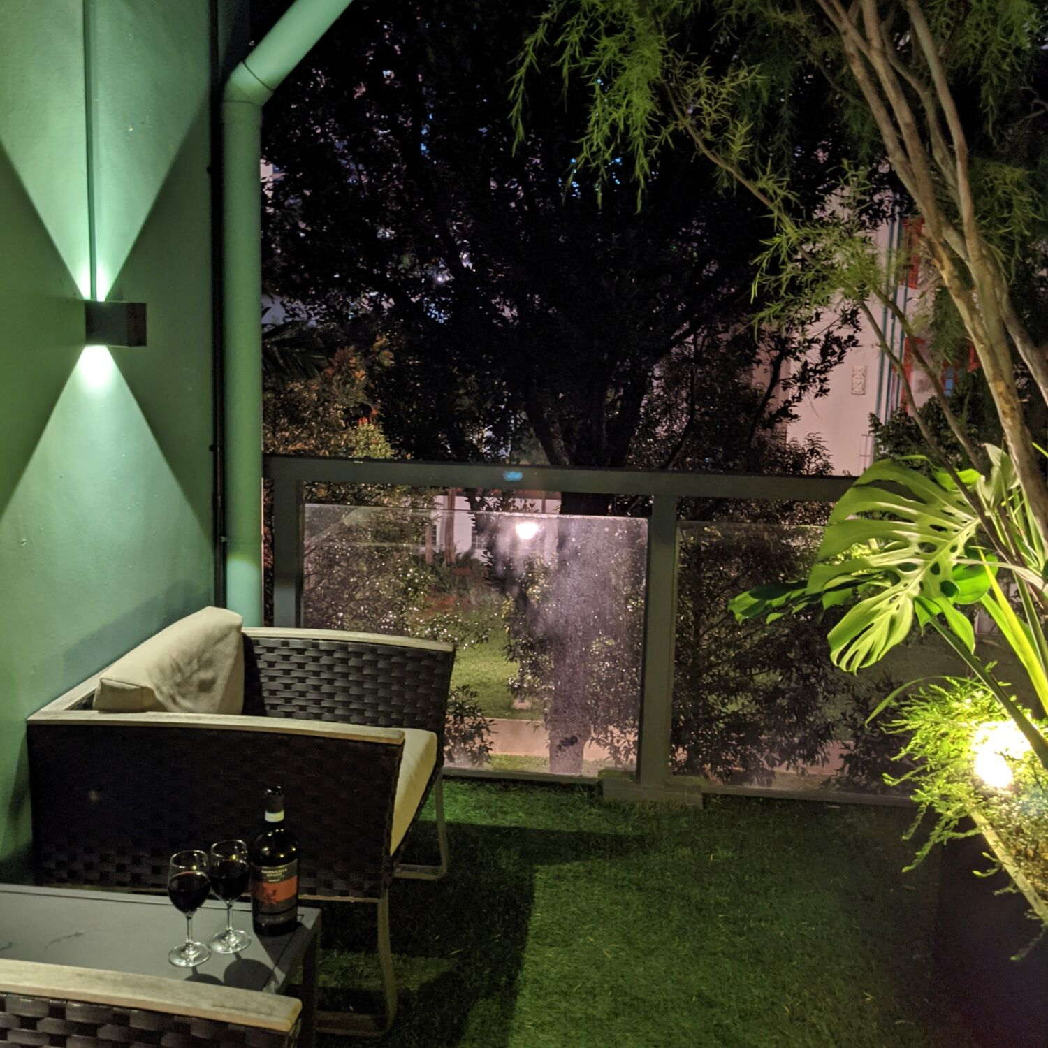 KēSa House, The Unlimited Collection by Oakwood Premier Room Outdoor Terrace