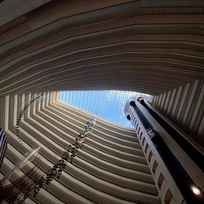 PARKROYAL COLLECTION Marina Bay Singapore Skylight