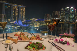 Mandarin Oriental, Singapore Stay and Dine In
