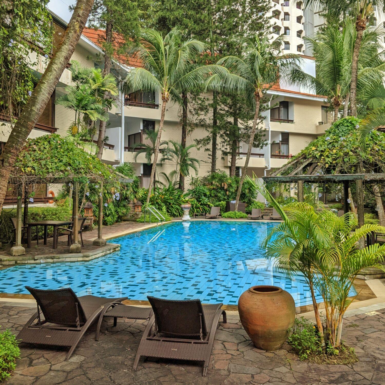 Goodwood Park Hotel Singapore Mayfair Pool