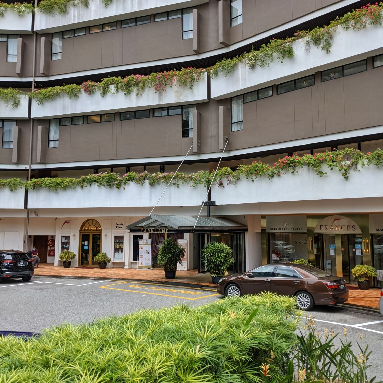 Goodwood Park Hotel Singapore Parklane Wing