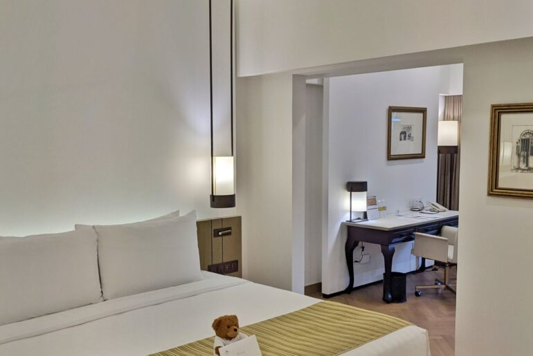 Hotel Review: Goodwood Park Hotel Singapore (Poolside Suite) – Colonial Refinement in the Heart of Orchard