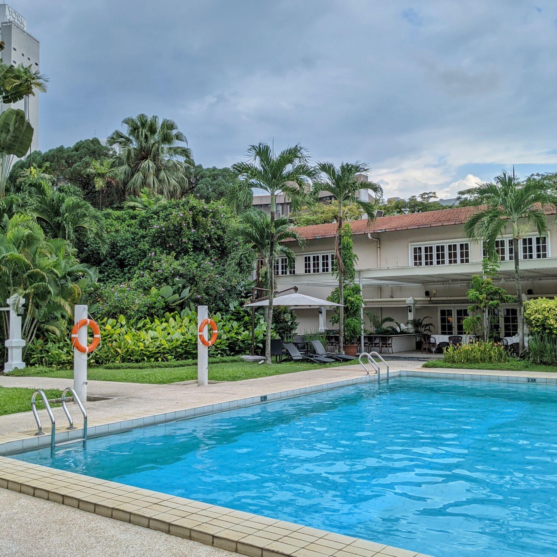 Goodwood Park Hotel Singapore Main Pool