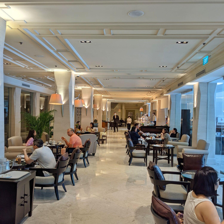 Goodwood Park Hotel Singapore L'Espresso