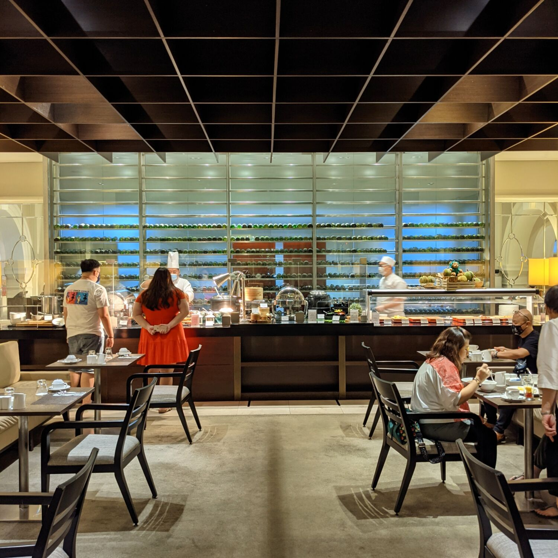 Goodwood Park Hotel Singapore Coffee Lounge