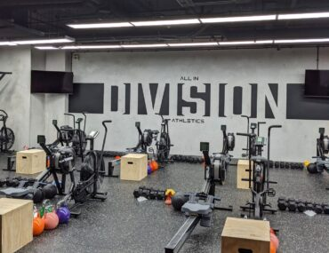5 Things I Learnt About Fitness After Trying The New Division Athletics Gym in Singapore