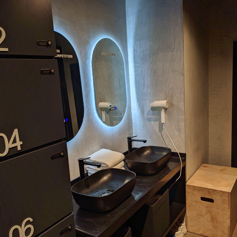 Division Athletics Singapore Bathroom