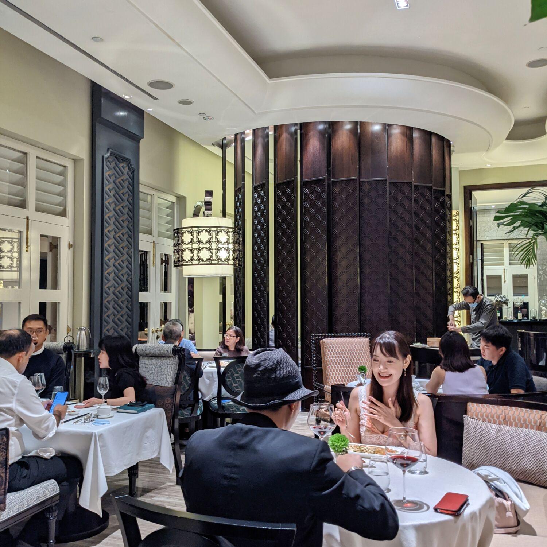 Capella Singapore Cassia