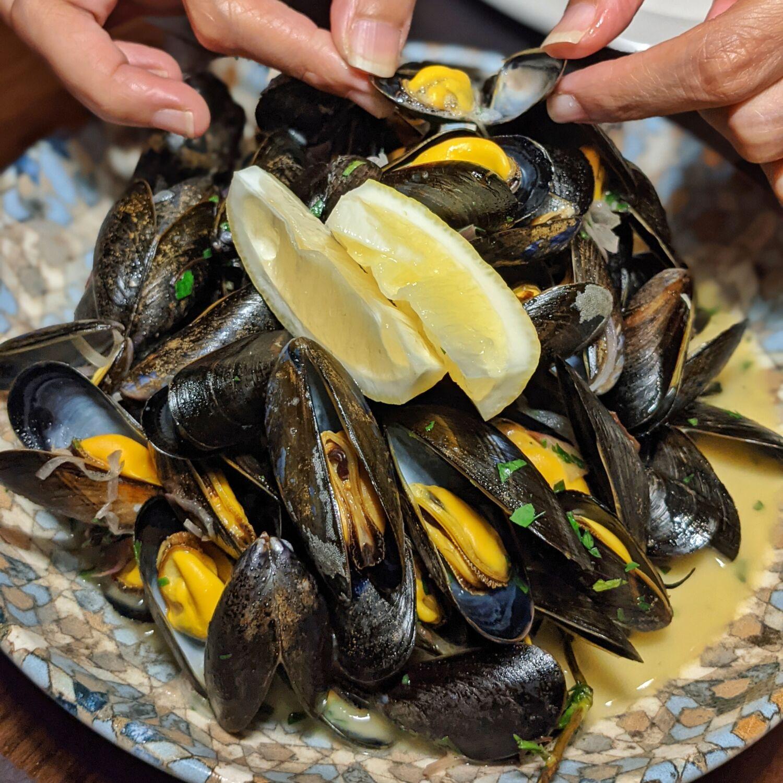 Hotel G Singapore Ginett Mariniere Mussels