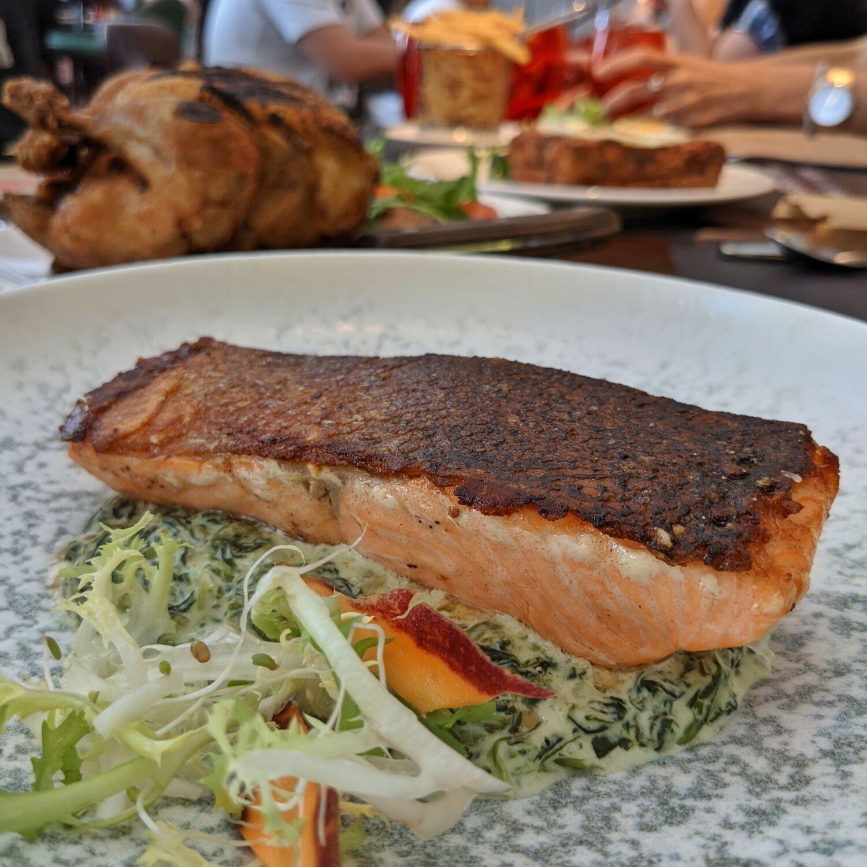 Hotel G Singapore Ginett Scottish Salmon