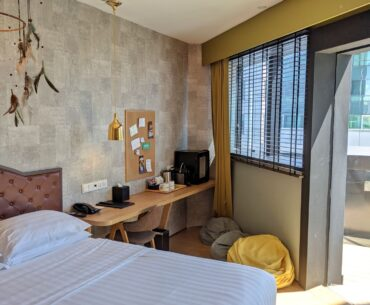 Hotel G Singapore Greater Room with Balcony