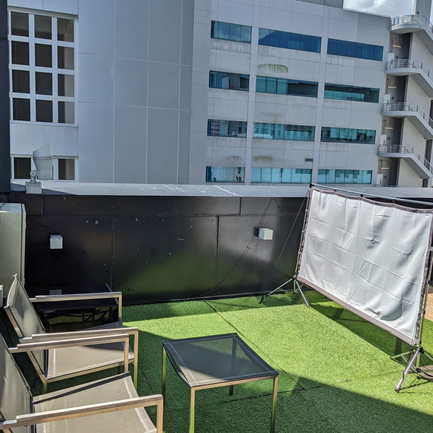 Hotel G Singapore Greater Room with Balcony Outdoor Terrace