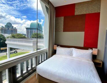 First Look: Oasia Resort Sentosa Singapore
