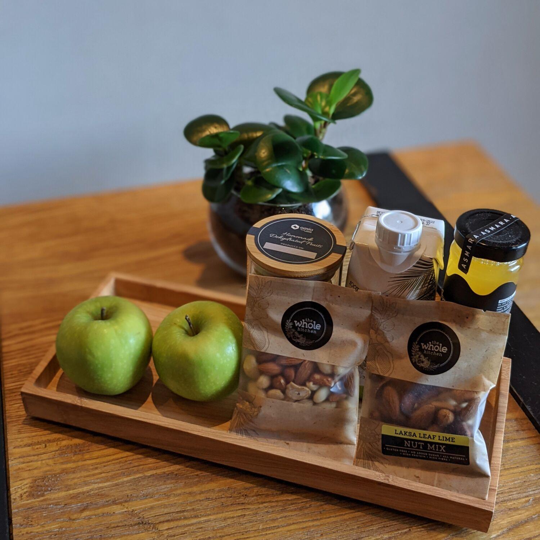 Oasia Resort Sentosa Premier Room Wellness Minibar