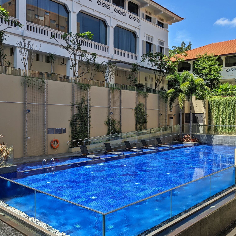 Oasia Resort Sentosa Swimming Pool