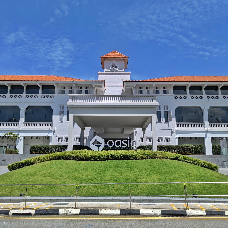 Oasia Resort Sentosa Facade