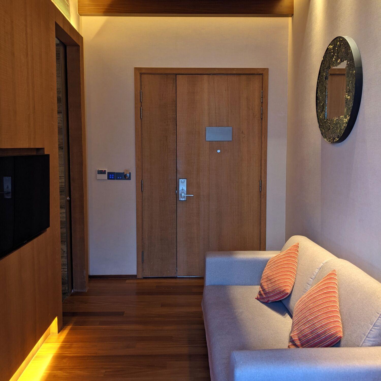 Oasia Resort Sentosa Junior Suite
