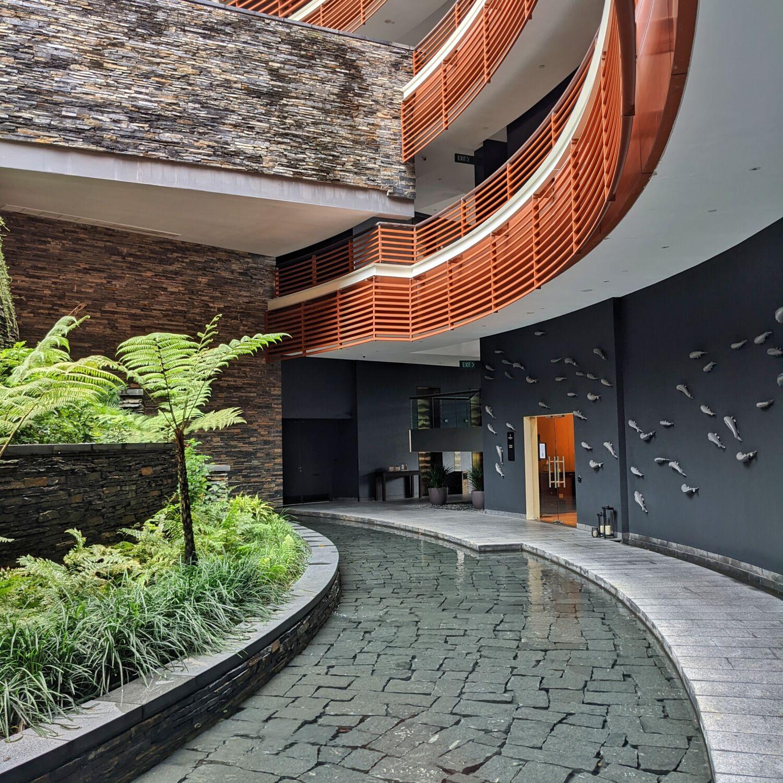 Capella Singapore Fitness Centre