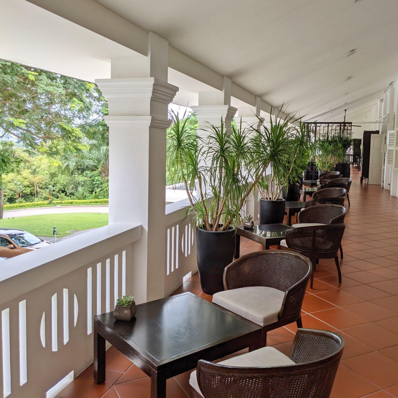 Capella Singapore The Living Room