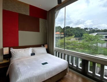 Hotel Review: Oasia Resort Sentosa (Junior Suite) – Restorative Sanctuary with Curated Wellness Activities in Central Sentosa